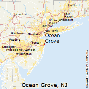 Best Places to Live in Ocean Grove, New Jersey
