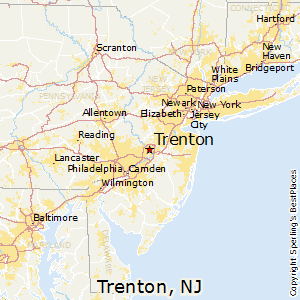 Best Places to Live in Trenton New Jersey