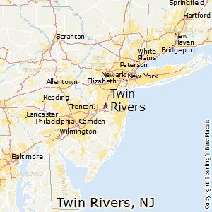 Comparison Vineland New Jersey Twin Rivers New Jersey