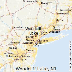 Ridgewood New Jersey Map.Comparison Woodcliff Lake New Jersey Ridgewood New Jersey