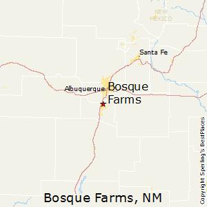 Comparison: Bosque Farms, New Mexico - Desert Hot Springs, California