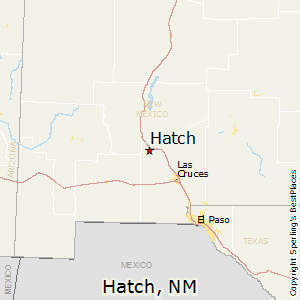 Hatch New Mexico Map Best Places to Live in Hatch, New Mexico