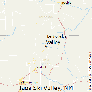 Ski In New Mexico Map.Best Places To Live In Taos Ski Valley New Mexico