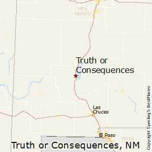 Comparison Yellow Springs Ohio Truth Or Consequences New Mexico