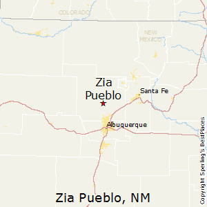 Pueblo New Mexico Map.Best Places To Live In Zia Pueblo New Mexico