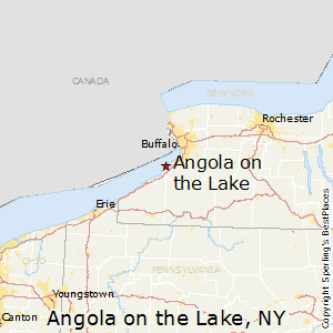 Angola_on_the_Lake,New York Map