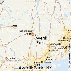 Averill_Park,New York Map