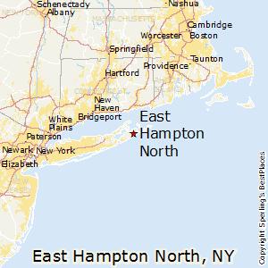 Hamptons New York Map.East Hampton North New York Cost Of Living