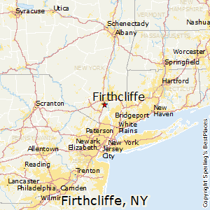 Firthcliffe,New York Map