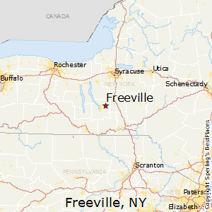 Best Places To Live In Freeville New York