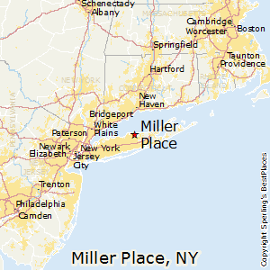 Miller_Place,New York Map