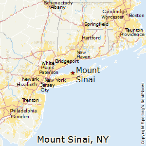 Mount Sinai, New York Economy