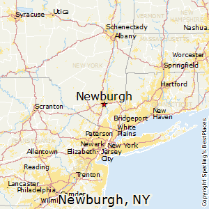 Newburgh New York Map.Best Places To Live In Newburgh New York