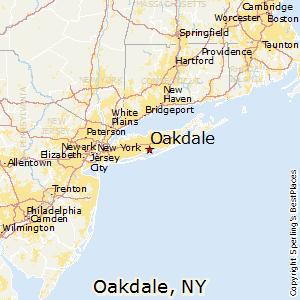 Oakdale Long Island Map Best Places to Live in Oakdale, New York