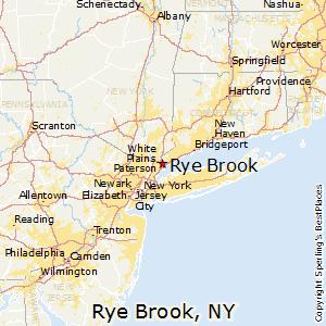 Rye Brook, New York Economy