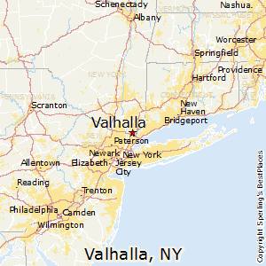 Valhalla New York Map.Best Places To Live In Valhalla New York