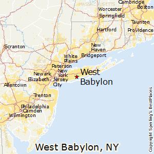 Comparison: West Babylon, New York   Lindenhurst, New York