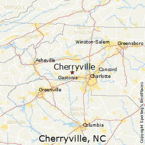 Best Places To Live In Cherryville North Carolina