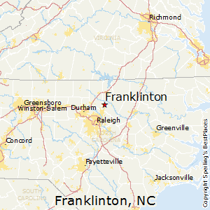 Franklinton Nc Map.Best Places To Live In Franklinton North Carolina