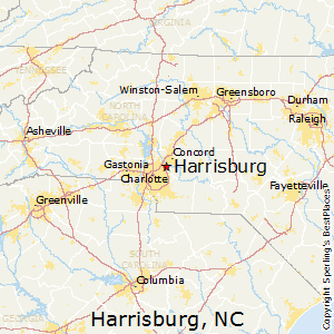 Best Places to Live in Harrisburg North Carolina