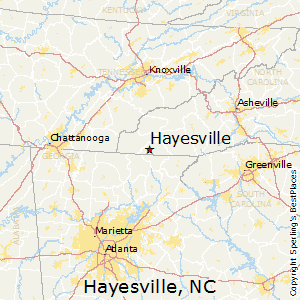 Best Places to Live in Hayesville, North Carolina