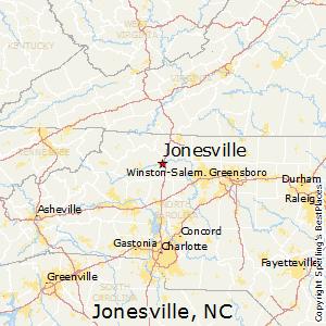 Jonesville Nc Map.Best Places To Live In Jonesville North Carolina