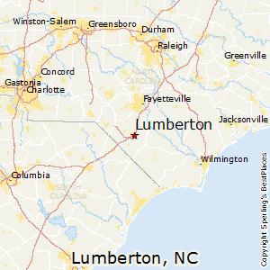 Lumberton Nc Map Best Places to Live in Lumberton, North Carolina Lumberton Nc Map