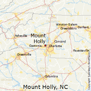Best Places To Live In Mount Holly North Carolina