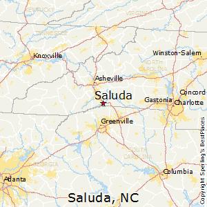 Comparison Tryon North Carolina Saluda North Carolina