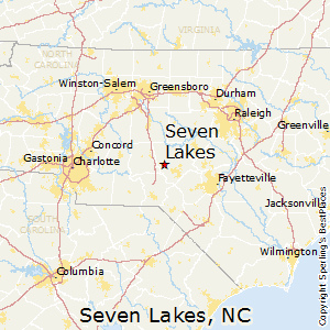 Seven Lakes Nc Map.Best Places To Live In Seven Lakes North Carolina