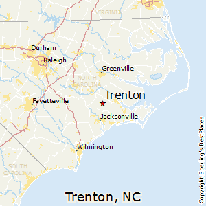Best Places to Live in Trenton North Carolina