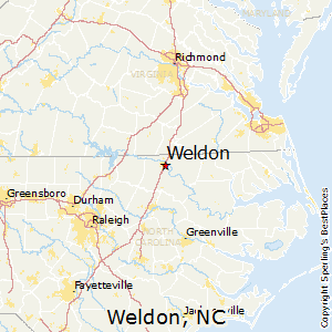 Best Places to Live in Weldon, North Carolina