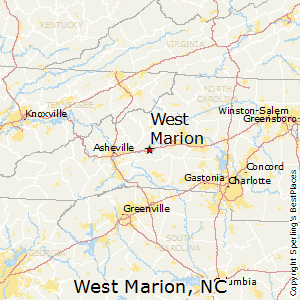 Best Places To Live In West Marion North Carolina