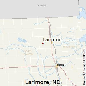 Best Places To Live In Larimore North Dakota - Where is north dakota