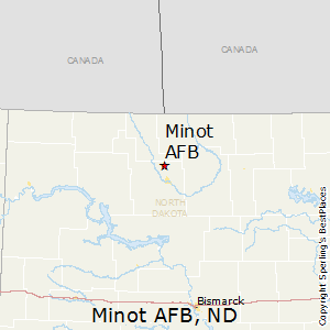 Best Places to Live in Minot AFB, North Dakota on map of arcata ca, map of carson city nevada, map of troy new york, map of casa grande arizona, map of la grande oregon, map of evanston illinois, map of spearfish south dakota, map of terranea, map of alamogordo new mexico, map of north minot nd, map of aberdeen south dakota, map of new haven connecticut, map of minot state, map of minot beach, map nd north dakota, map of winter garden florida, map of cedar rapids iowa, map of boone iowa, map of ashland ohio, map of hutchinson kansas,