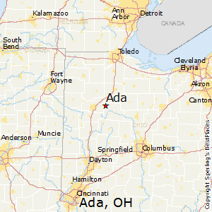 Best Places to Live in Ada, Ohio
