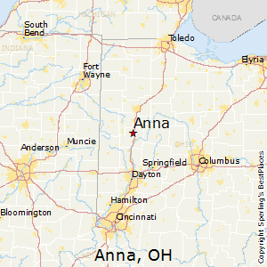 Best Places To Live In Anna Ohio
