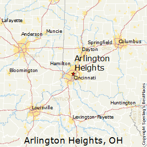 Best Places to Live in Arlington Heights Ohio