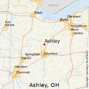 Best Places to Live in Ashley, Ohio