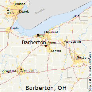Toledo Ohio Map Google.Barberton Ohio Climate