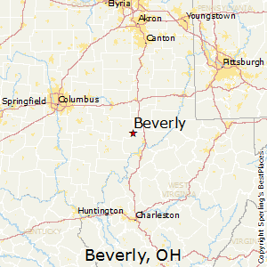 Best Places to Live in Beverly, Ohio