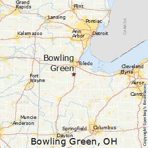 Best Places to Live in Bowling Green Ohio