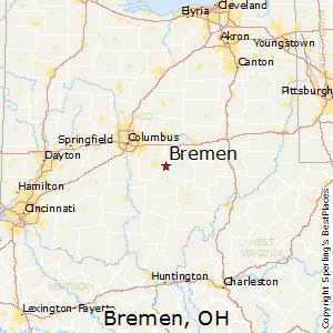 Bremen Ohio Climate