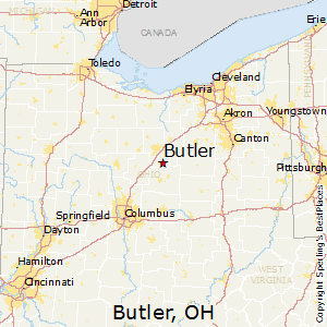 Best Places To Live In Butler Ohio