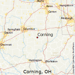 Best Places to Live in Corning, Ohio