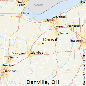 Best Places to Live in Danville, Ohio