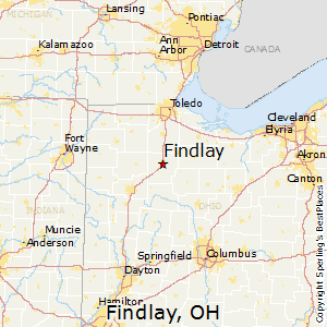 Best Places To Live In Findlay Ohio