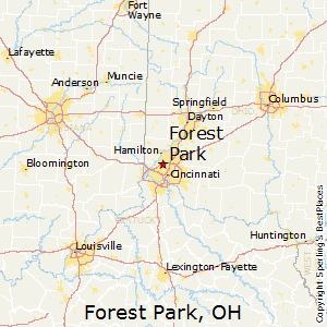 Best Places to Live in Forest Park, Ohio on