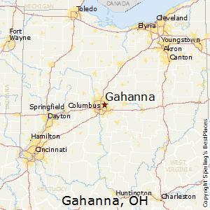Gahanna Ohio Religion
