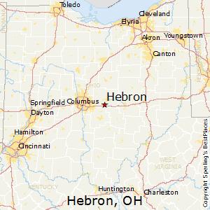 Comparison New Bremen Ohio Hebron Ohio